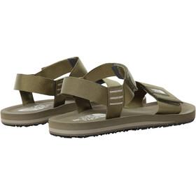 The North Face Skeena Sandals Men military olive/mineral grey